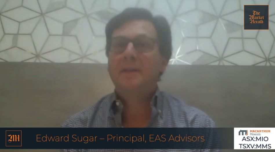 The Market Herald interview with Eddie Sugar EPrincipal EAS Advisors
